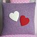 Stocking Stitch Cushion pattern