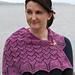 Sweetheart Shawlette pattern