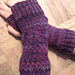 Magic Dragonfly Mitts pattern