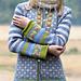 Rosenknopp   Rosebud Jacket pattern