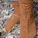 Antler Socks pattern