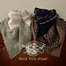 Brick Trick Shawl pattern