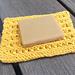 Duschbutterablage / Soap tray pattern
