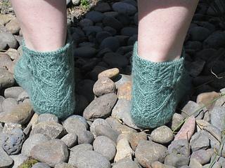 Changin' Lanes socks