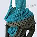 Coraline in Minden pattern