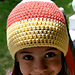 Candy Corn Beanie (Infant & Toddler) pattern