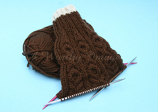 WIP - Reilly's Besotted Sweater