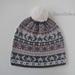 Celestial Fair Isle Hat pattern