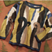 Frond Intarsia Pullover pattern