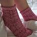 Cloud Nine Socks pattern