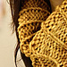 Simple Ribbed Cowl pattern