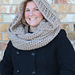 The Lucy Hooded Cowl pattern