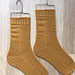 Mustard Seeds Socks pattern