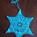 Lily Snowflake pattern