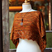 Autumn Leaves Linier Top pattern