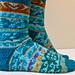 Pacific Rim Socks pattern