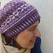 Winter Arabesque Hat pattern