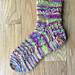 October Surprise Mystery Sock 2020 pattern