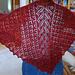 Swan Shawl  pattern