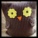 The Woodsy Owl Pillow Cover pattern