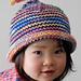 Chisaki hat pattern
