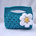 Granny Stripe Boutique Bag pattern