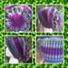 Ms Rose Sunburst Slouch pattern