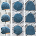 Ropey Hat Collection pattern