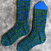 Zoom Socks pattern
