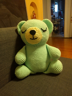 Amigurumi Crochet Teddy Bear Toys Free Patterns | 320x240