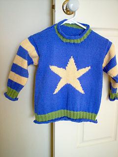 Little Star Sweater