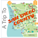 A Trip to San Diego County pattern