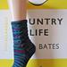 De Stijl Sock pattern