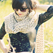 Chunky Ribbed Scarf pattern