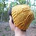 Wheat Harvest Hat pattern