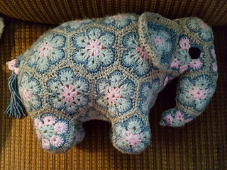 The Sweetest Crochet Elephant Patterns To Try | The WHOot | 240x320