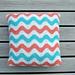 Chevron Stripe Pillow pattern