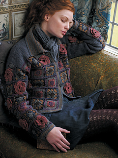 Rona pattern by Marie Wallin