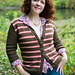 Striped (Or Not) Cardigan Option pattern