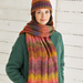 Scarf and Hat 10027 pattern