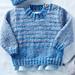 Doodle Sweater & Hat 5285 pattern