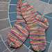 Simple Toddler Socks by Sarah E White pattern