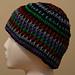 Dual Color Hat pattern