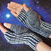 The Astronomer's Mitts pattern