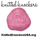 Knitted Knockers DPNs In Round pattern