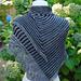 Robin Hill Shawl pattern