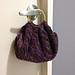 Garter stitch Ring Bag pattern