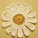 No-Sew Daisy pattern