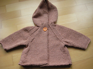 Debbie Bliss baby jacket