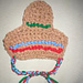 Sombrero Tawashi pattern